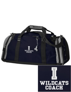 Irvington Elementary School Wildcats Embroidered OGIO All Terrain Duffel