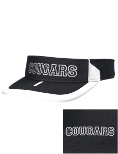 Spruce Elementary School Cougars Embroidered M2 Sideline Adjustable Visor