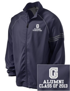 Gladbrook-Reinbeck School Rebels Embroidered adidas Men's ClimaProof Jacket