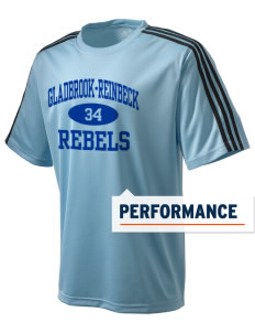 Gladbrook-Reinbeck School Rebels adidas Men's ClimaLite T-Shirt