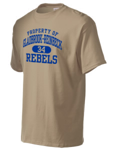 Gladbrook-Reinbeck School Rebels Men's Essential T-Shirt
