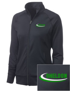 Sheldon Elementary School Grizzlies Women's NRG Fitness Jacket