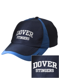 Dover School Stingers Embroidered Nike Golf Colorblock Cap