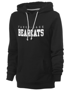 Fargo School Bearcats Women's Core Fleece Hooded Sweatshirt