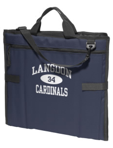 Langdon Area Elementary School Cardinals Stadium Seat