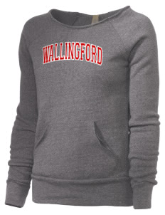 Wallingford Elementary School Wildcats Alternative Women's Maniac Sweatshirt