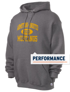 Armstrong-Ringsted Middle School Mustangs Russell Men's Dri-Power Hooded Sweatshirt