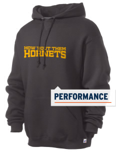 Hoover Elementary School Hornets Russell Men's Dri-Power Hooded Sweatshirt