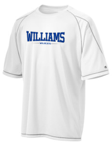 Williams Elementary School Wildcats Champion Men's 4.1 oz Double Dry Odor Resistance T-Shirt