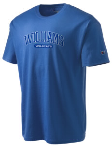 Williams Elementary School Wildcats Champion Men's Tagless T-Shirt