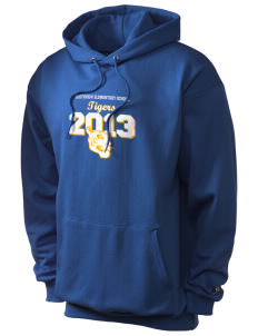 Southview Elementary School Tigers Champion Men's Hooded Sweatshirt