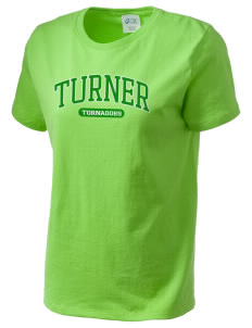 Turner High School Tornadoes Women's Essential T-Shirt