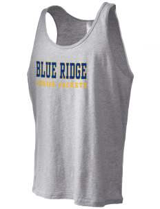 Blue Ridge Middle School Junior Jackets Men's Jersey Tank