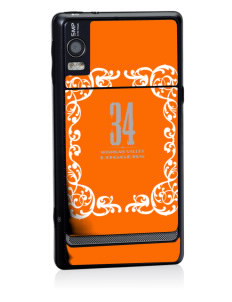 Wishkah Valley School Loggers Motorola Droid 2 Skin