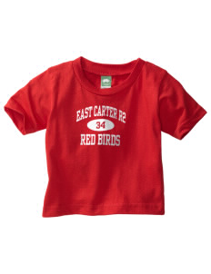 East Carter R2 School Red Birds Toddler T-Shirt