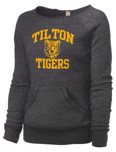 Tilton Elementary School Tigers Alternative Women's Maniac Sweatshirt