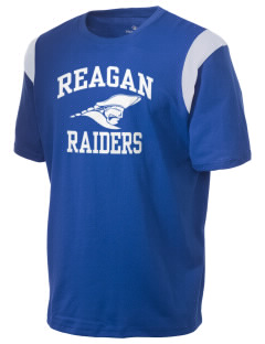 REAGAN HIGH SCHOOL Raiders Holloway Men's Rush T-Shirt