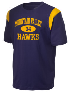 Mountain Valley Academy Hawks Holloway Men's Rush T-Shirt