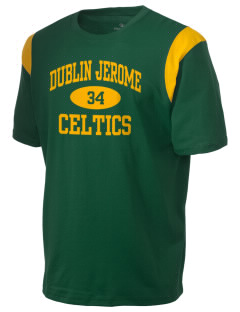 Dublin Jerome High School Celtics Holloway Men's Rush T-Shirt