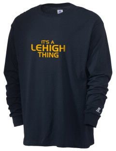 Lehigh Senior High School Lightning  Russell Men's Long Sleeve T-Shirt