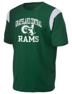 Grayslake Central High School Rams Holloway Men's Rush T-Shirt