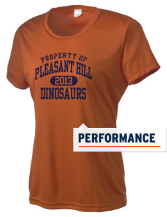 Pleasant Hill Elementary Dinosaurs Women's Competitor Performance T-Shirt
