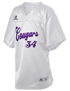 Concord Elementary School Cougars Russell Kid's Replica Football Jersey