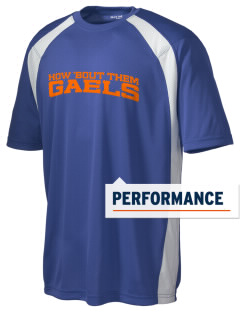 Bishop Gorman High School Gaels Men's Dry Zone Colorblock T-Shirt