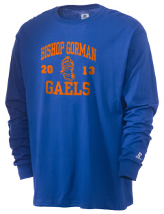 Bishop Gorman High School Gaels  Russell Men's Long Sleeve T-Shirt