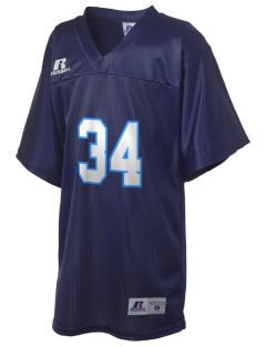 Lakeside Christian Academy FALCONS Russell Kid's Replica Football Jersey