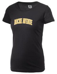Roche Avenue School Knights  Russell Women's Campus T-Shirt