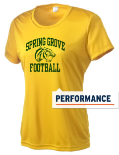 Spring Grove Elementary School Tigers Women's Competitor Performance T-Shirt