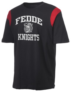 Fedde Middle School Knights Holloway Men's Rush T-Shirt