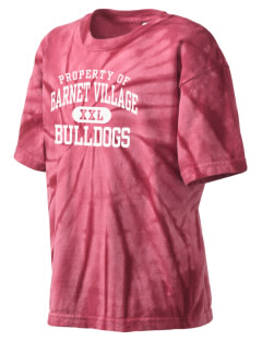 Barnet Village School Bulldogs Kid's Tie-Dye T-Shirt