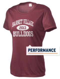 Barnet Village School Bulldogs Women's Competitor Performance T-Shirt
