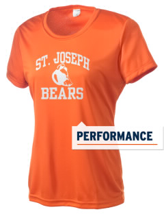 Saint Joseph Junior High School Bears Women's Competitor Performance T-Shirt