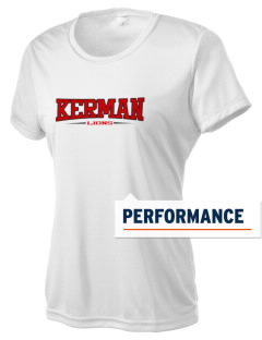 Kerman High School Lions Women's Competitor Performance T-Shirt
