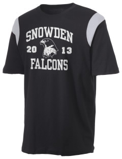 Snowden Elementary School Falcons Holloway Men's Rush T-Shirt