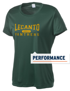 Lecanto High School Panthers Women's Competitor Performance T-Shirt