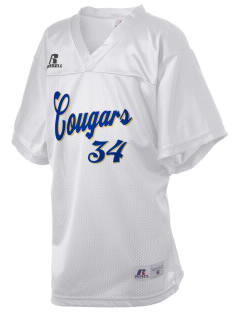 Clovis High School Cougars Russell Kid's Replica Football Jersey