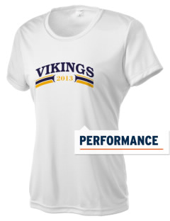 Saint Thomas Of Villanova School Vikings Women's Competitor Performance T-Shirt