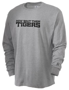 Saint Laurence School Tigers  Russell Men's Long Sleeve T-Shirt
