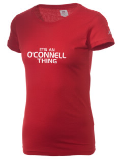 O'Connell High School Buccaneers  Russell Women's Campus T-Shirt