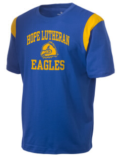 Hope Lutheran School Eagles Holloway Men's Rush T-Shirt