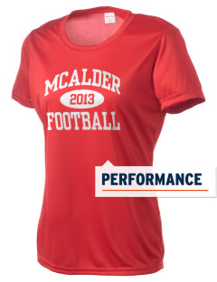 McAlder Elementary School Mustangs Women's Competitor Performance T-Shirt