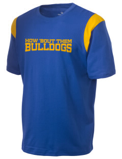 Saint Bernadette School Bulldogs Holloway Men's Rush T-Shirt