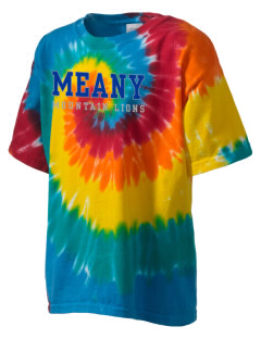 Meany Middle School Jaguars Kid's Tie-Dye T-Shirt