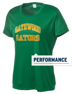 Gatewood Elementary School Gators Women's Competitor Performance T-Shirt