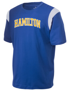 Hamilton Middle School Hawks Holloway Men's Rush T-Shirt