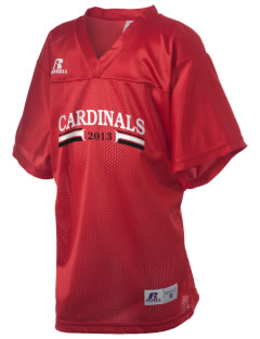 Holy Family School Cardinals Russell Kid's Replica Football Jersey